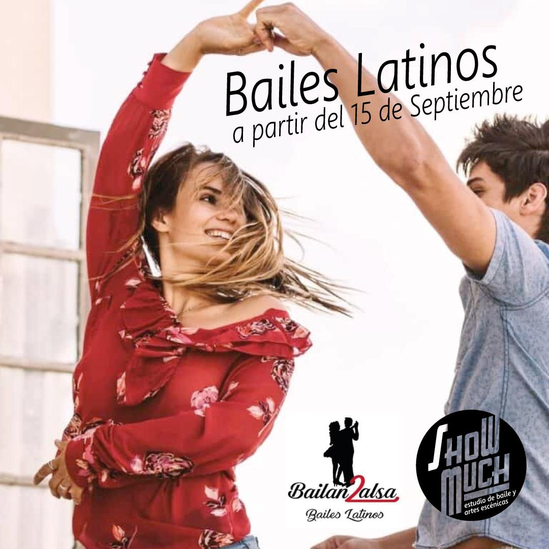 Vuelven los bailes Latinos